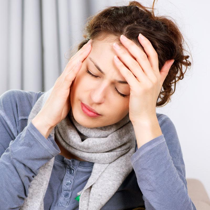 behandeling lichte hersenschudding